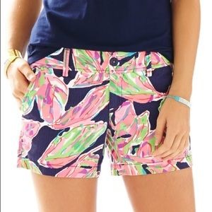 Lilly Pulitzer Callahan Short In the Vias Print 4